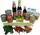 Thai cooking kit